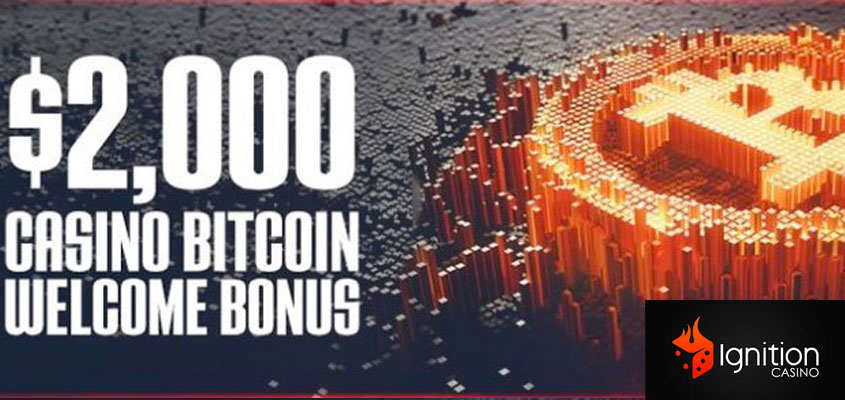 Ignition Casino Welcome Bonus